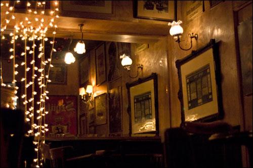 Pub en Burdeos