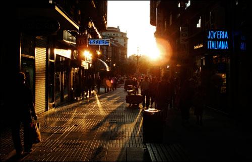 Calle San Franciso, Santander