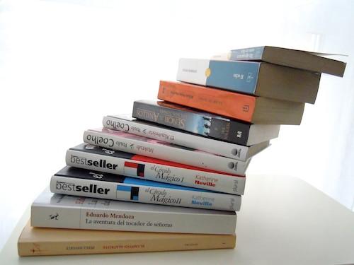 Libros a liberar en el Día del Libro 2012