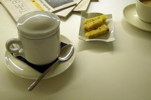 Café en el Museo de San Telmo