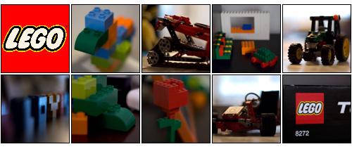 Mis LEGOs
