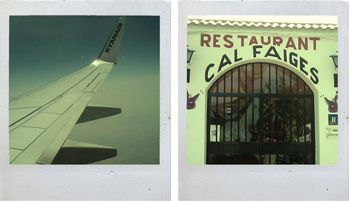 Polaroids del viaje