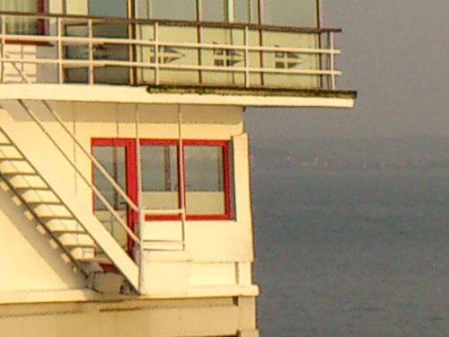 Foto de prueba de Sony Ericsson Xperia Ray, en Santander