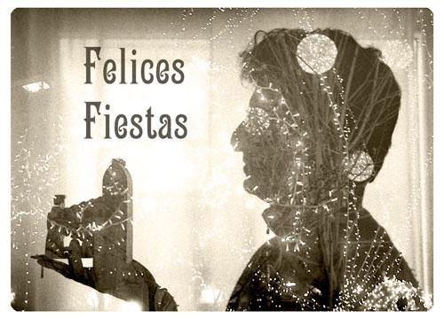 Felicitación Navideña de 2013: Felices Fiestas