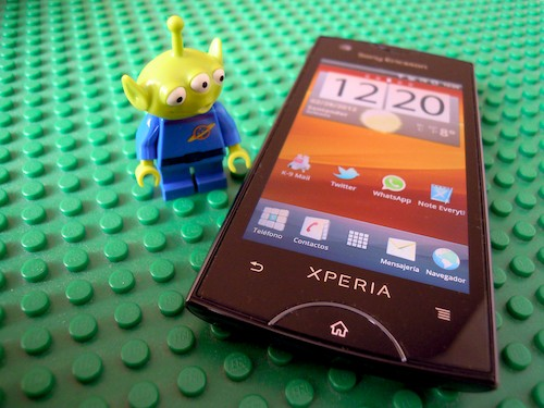Sony Erisson Xperia Ray
